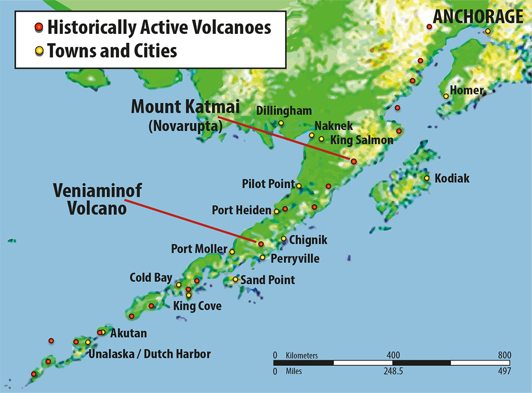 Volcanic Disasters